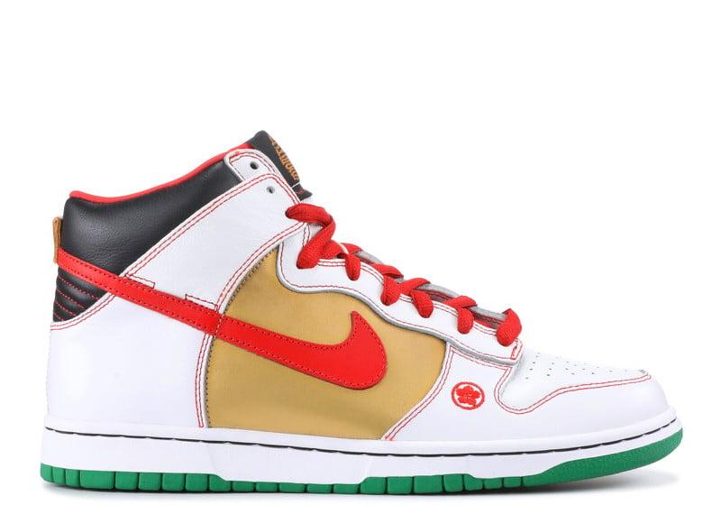 "Nike SB Dunk High ""Money Cat"""