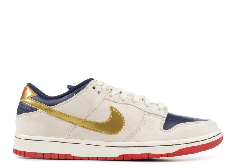 "Nike SB Dunk Low ""Old Spice"""
