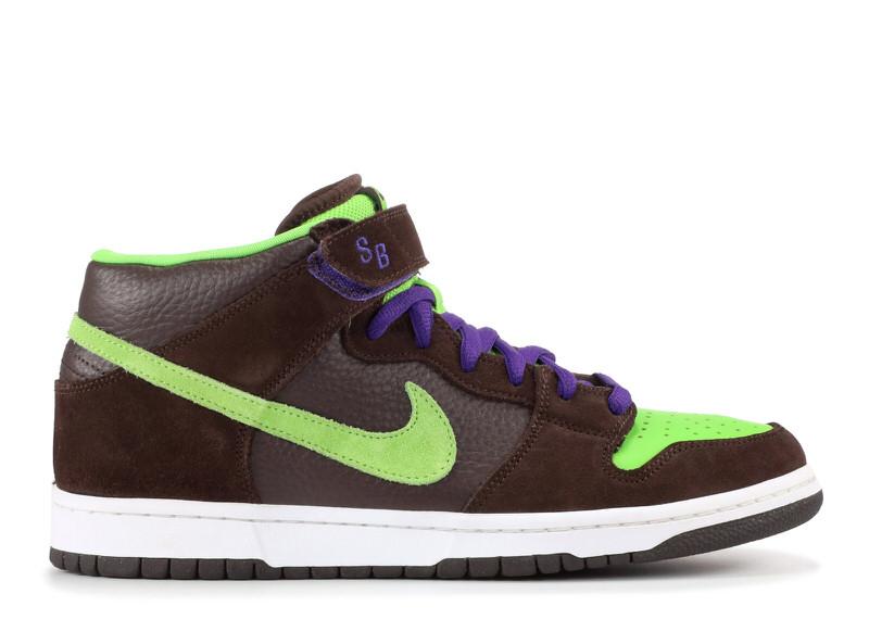 "Nike SB Dunk Low ""Donatello"""
