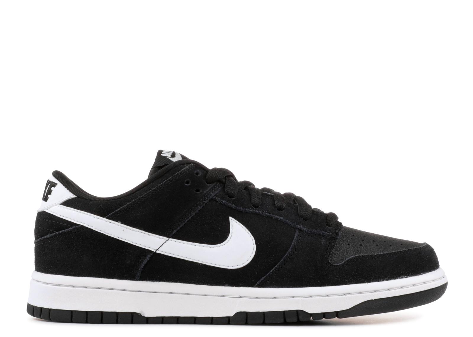 "Nike SB Dunk Low ""Black/White"""