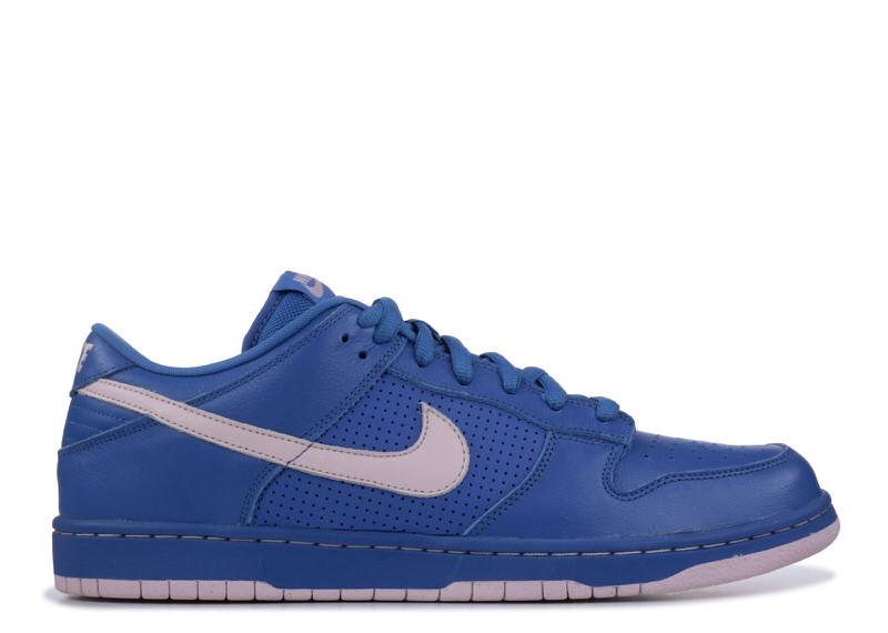 "Nike SB Dunk Low ""Varsity Blue/Pink Ice"""