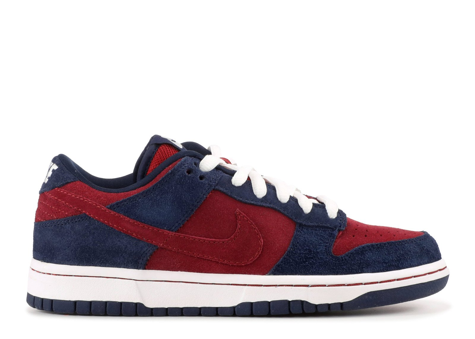 "Nike SB Dunk Low ""Obsidian/Team Red"""