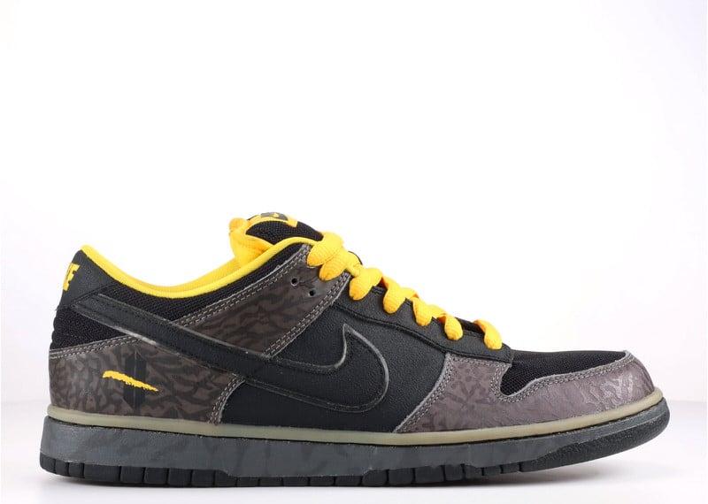 "Nike SB Dunk Low ""Yellow Curb"""