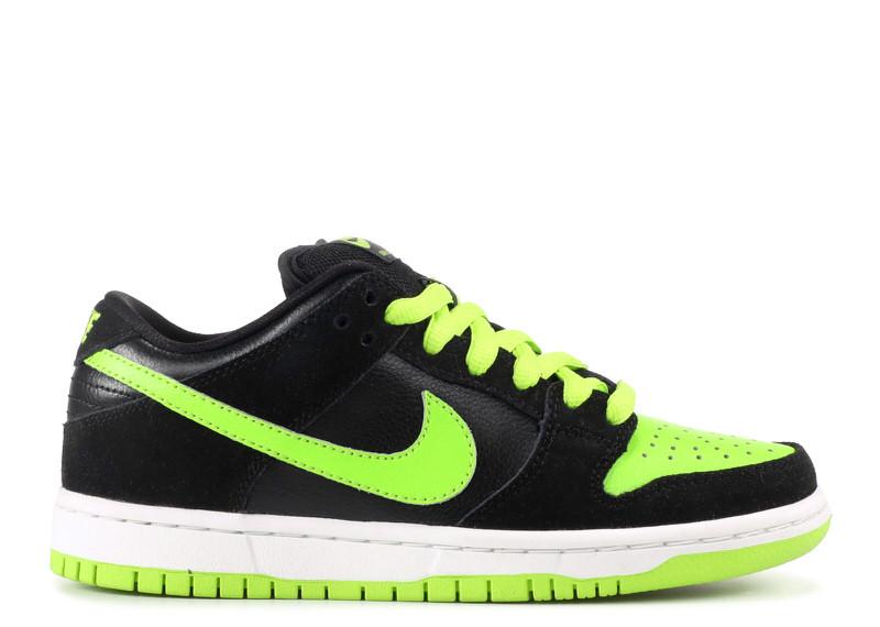 "Nike SB Dunk Low ""Neon J-Pack"""