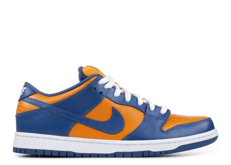 "Nike SB Dunk Low ""Sunset/French Blue"""