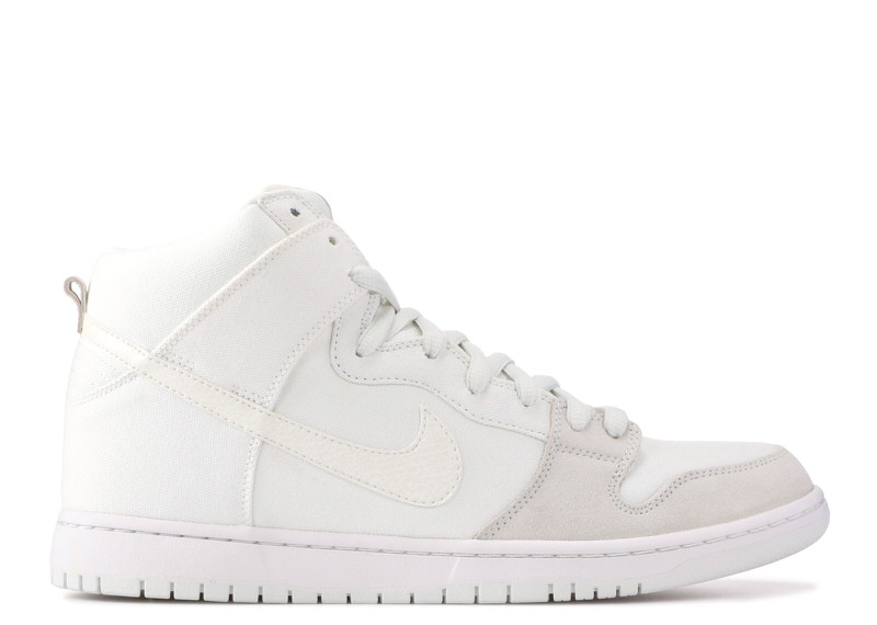 "Nike SB Dunk High ""Summit White"""