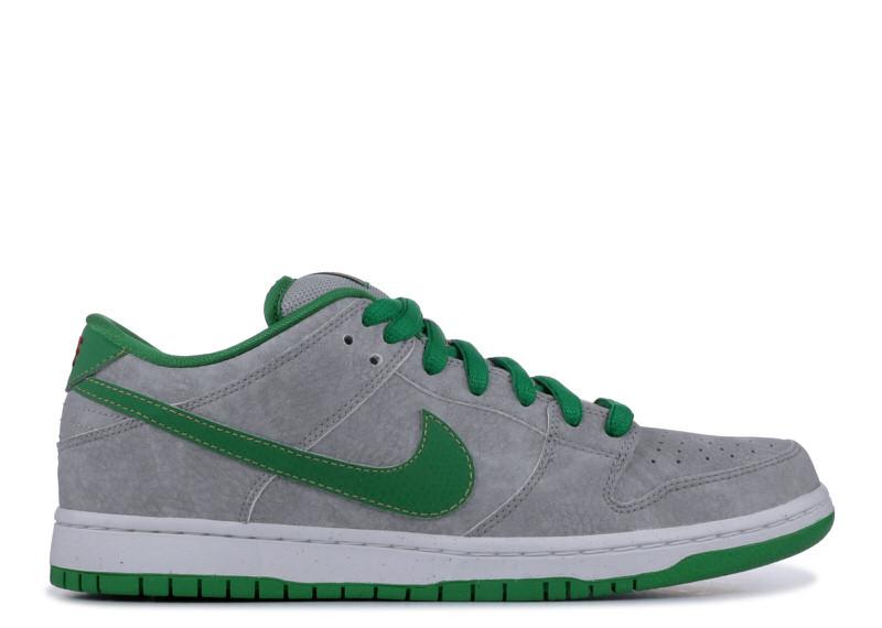 """Nike SB Dunk Low """"Metallic Silver"""""""