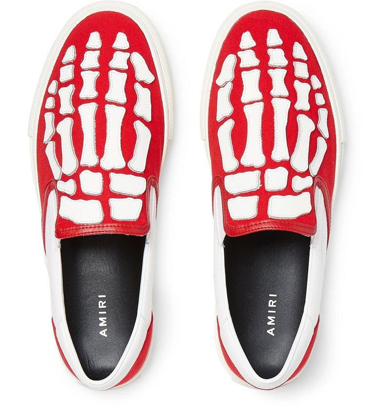 AMIRI Skel-Toe Slip-On