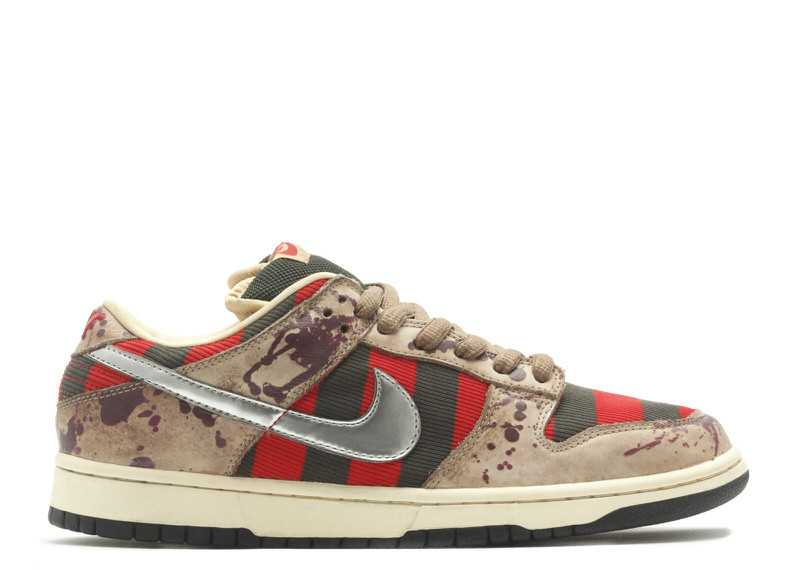 "Nike SB Dunk Low ""Freddy Krueger"""
