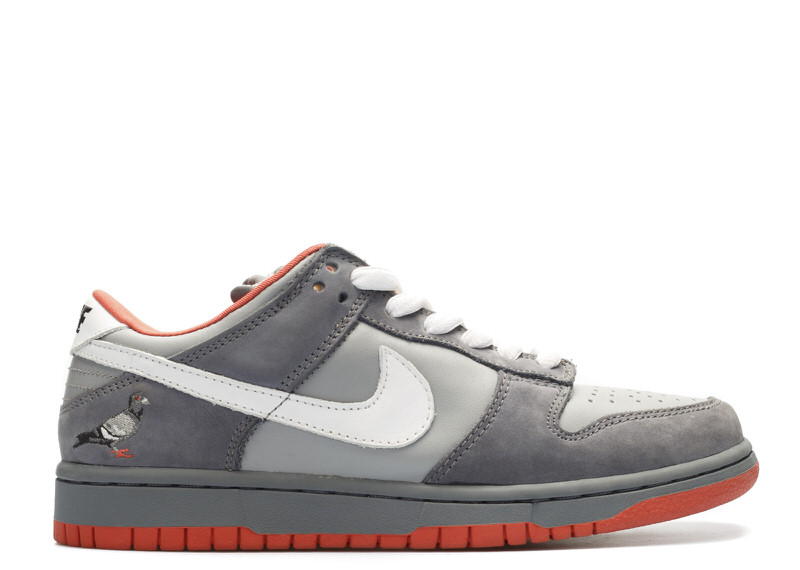 nike sb dunk low paris storia