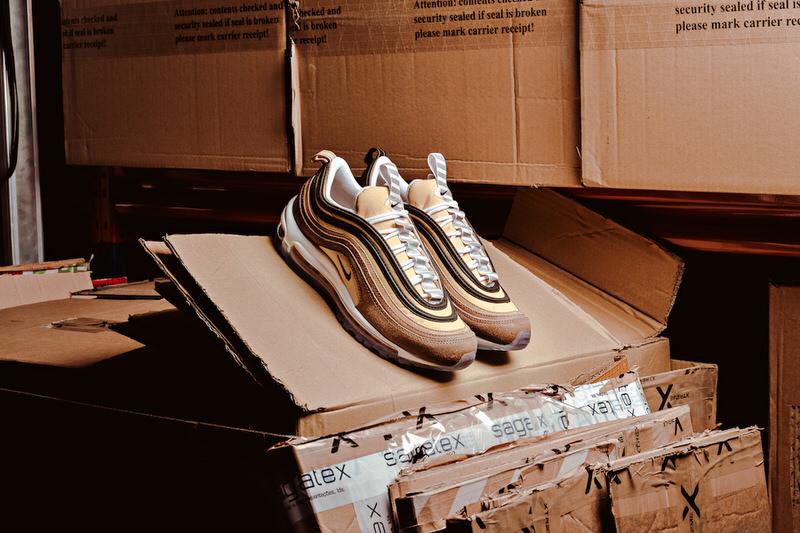 "Nike Air Max 97 ""Shipping Box"""