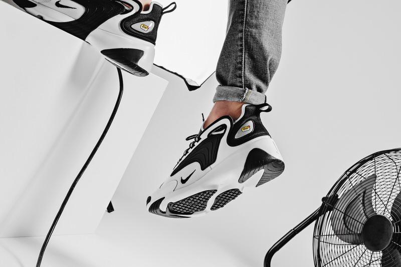 Nike Zoom 2K White/Black