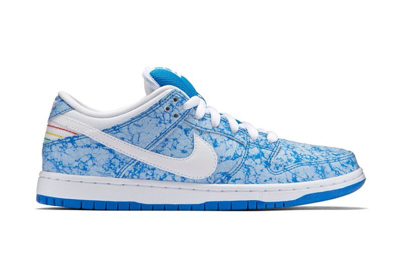 "Nike SB Dunk Low ""Clean Marble"""