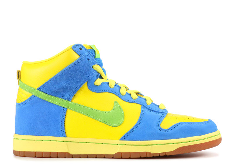 "Nike SB Dunk High ""Marge Simpson"""