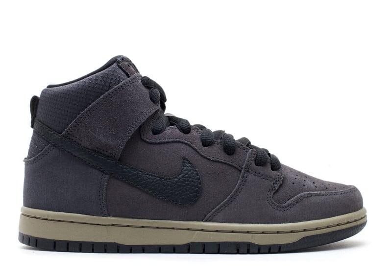 "Nike SB Dunk High ""Anthracite/Matte Olive"""