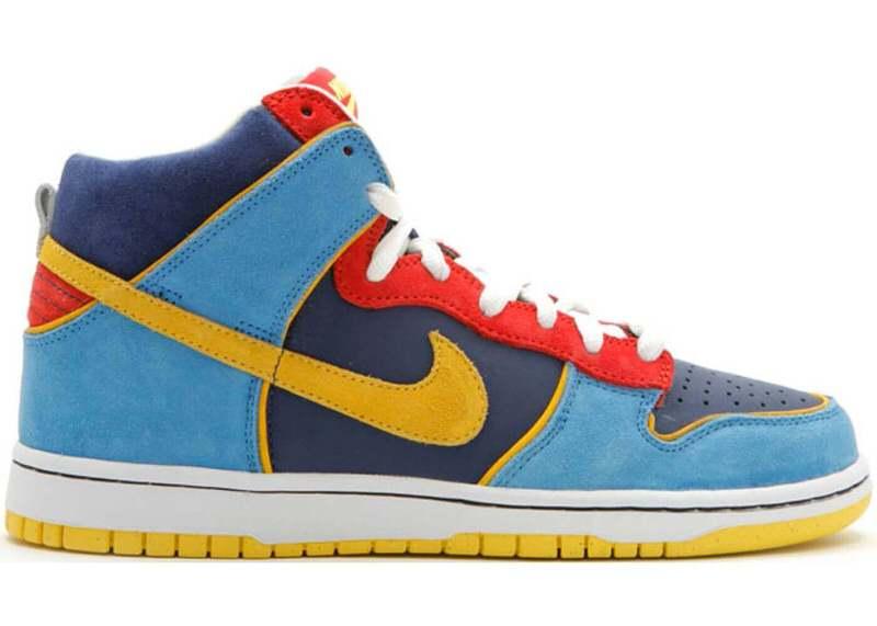 """Nike SB Dunk High """"Mr. Pacman"""""""