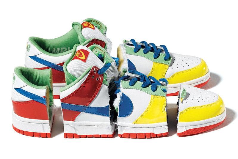 "Nike SB Dunk Low ""eBay"""