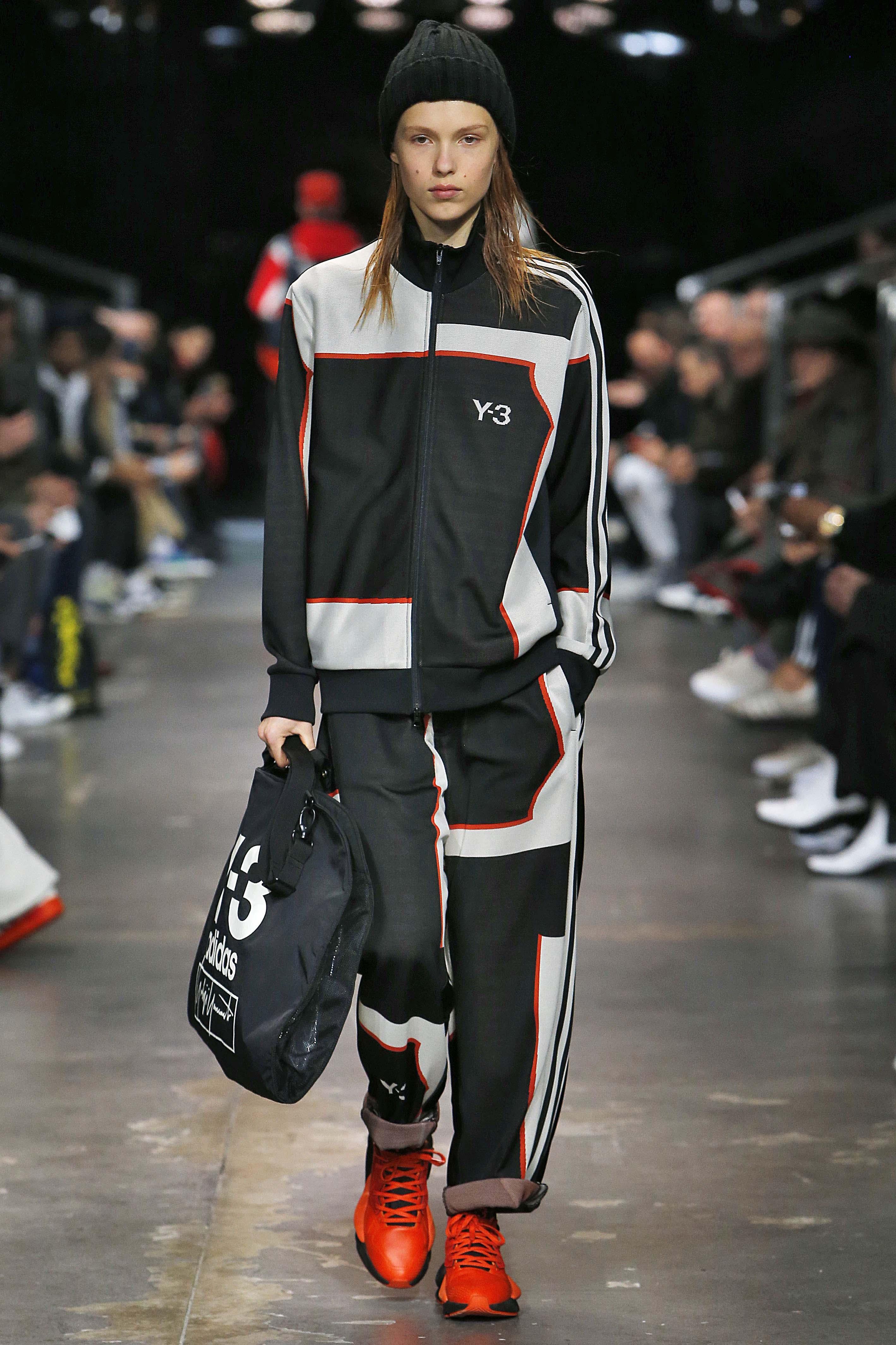 Y-3 Paris Menswear Fashion Week Fall Winter 2019