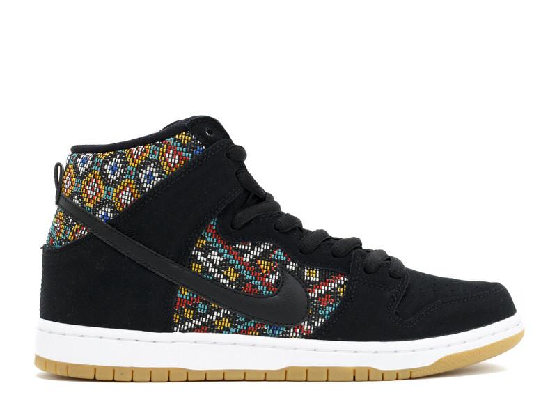 "Nike SB Dunk High ""Aztec Geometry"""