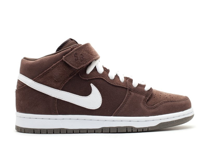 "Nike SB Dunk Mid ""Baroque Brown"""