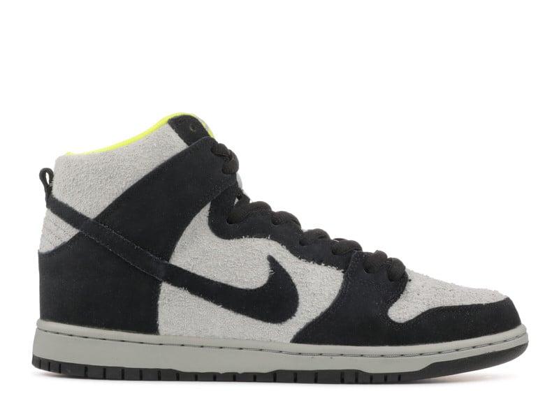 """Nike SB Dunk High """"Base Grey"""""""