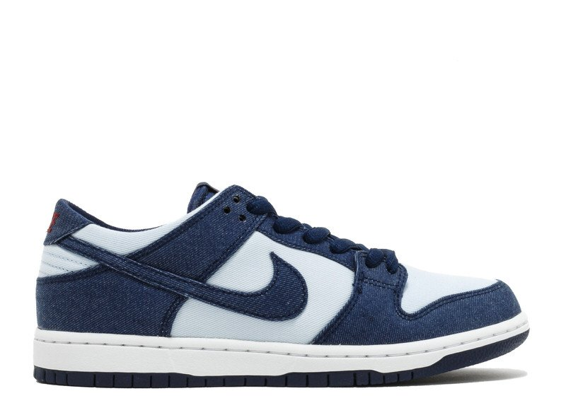 "Nike SB Dunk Low ""Binary Blue"""