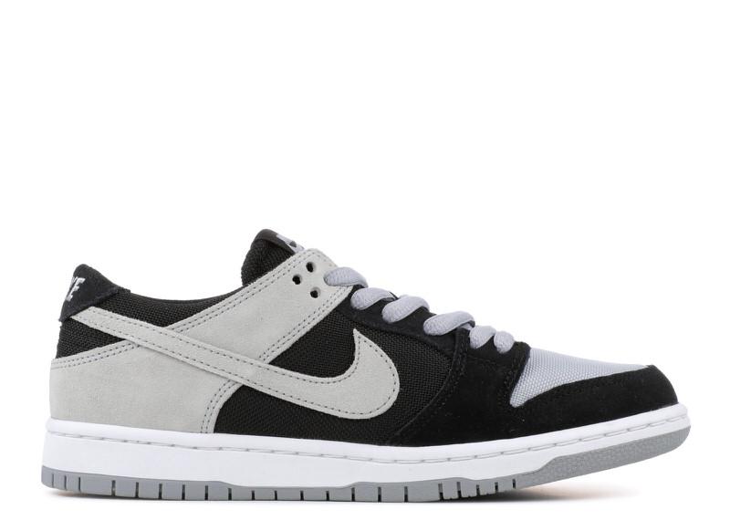 "Nike SB Dunk Low ""Black/Wolf Grey"""