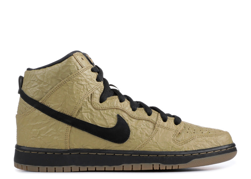 "Nike SB Dunk High ""Brown Bag"""