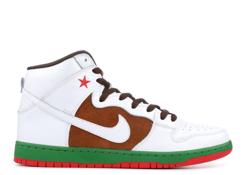 """Nike SB Dunk High """"Cali"""""""