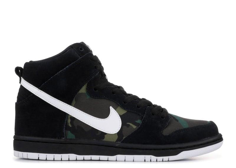"Nike SB Dunk High ""Camo"""