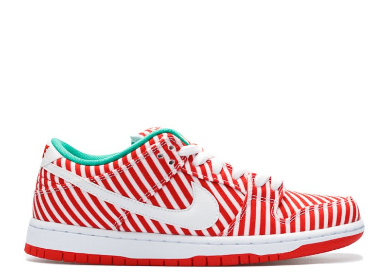 "Nike SB Dunk Low ""Candy Cane"""