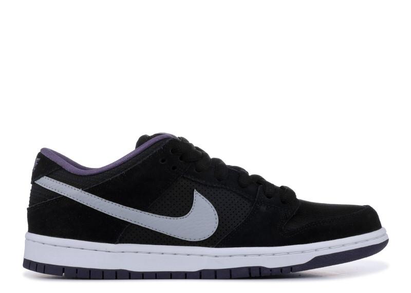 """Nike SB Dunk Low """"Black/Canyon Purple"""""""