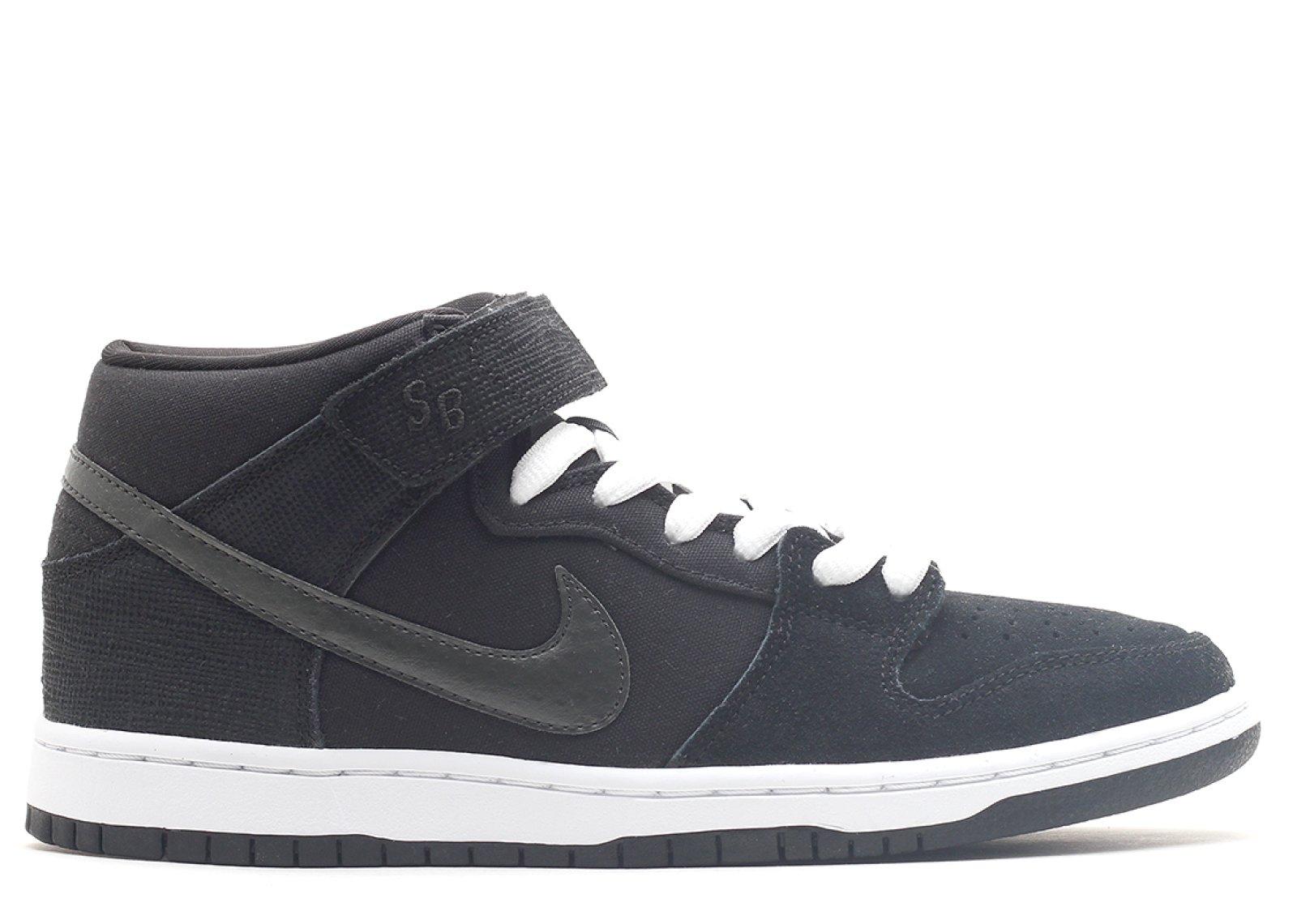 "Nike SB Dunk Mid ""Charred Grey"""