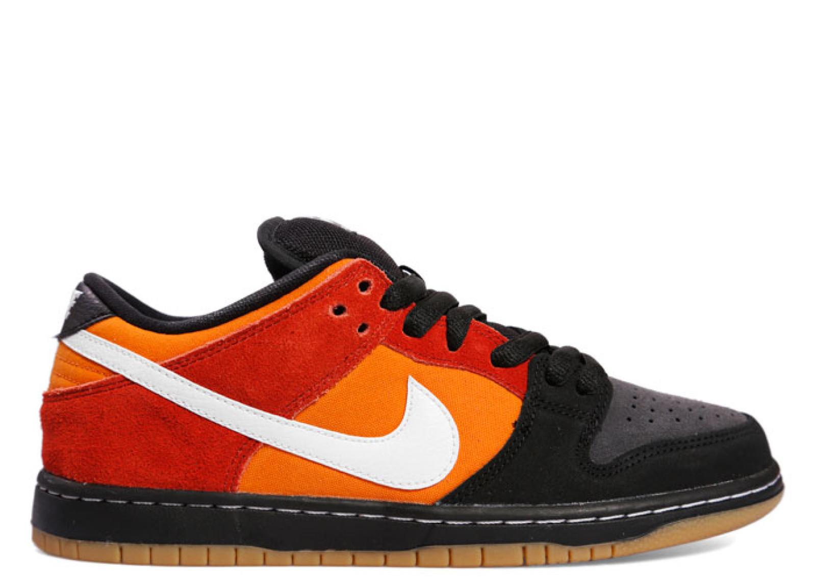 "Nike SB Dunk Low ""Cinnebar"""