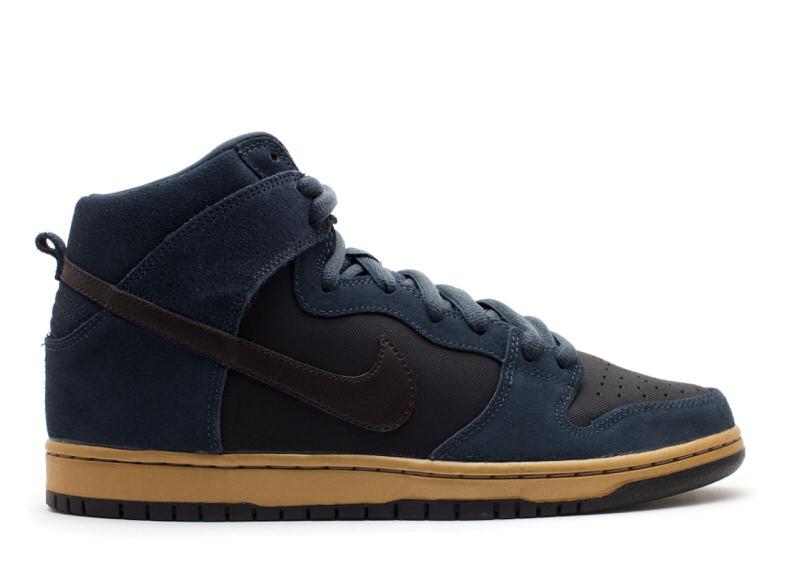 "Nike SB Dunk High ""Classic Charcoal"""