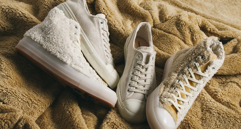 CLOT x Converse Collection