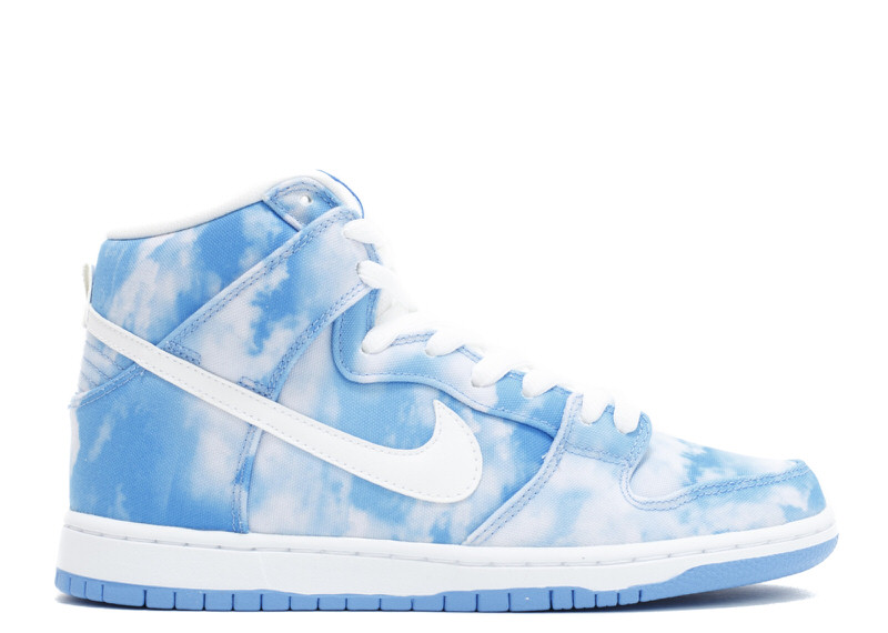 "Nike SB Dunk High ""Clouds"""
