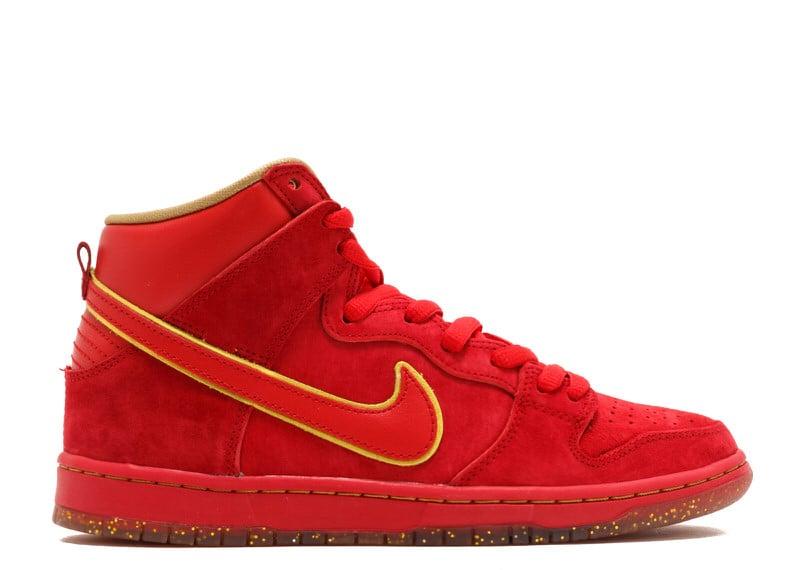 "Nike SB Dunk High ""CNY"""