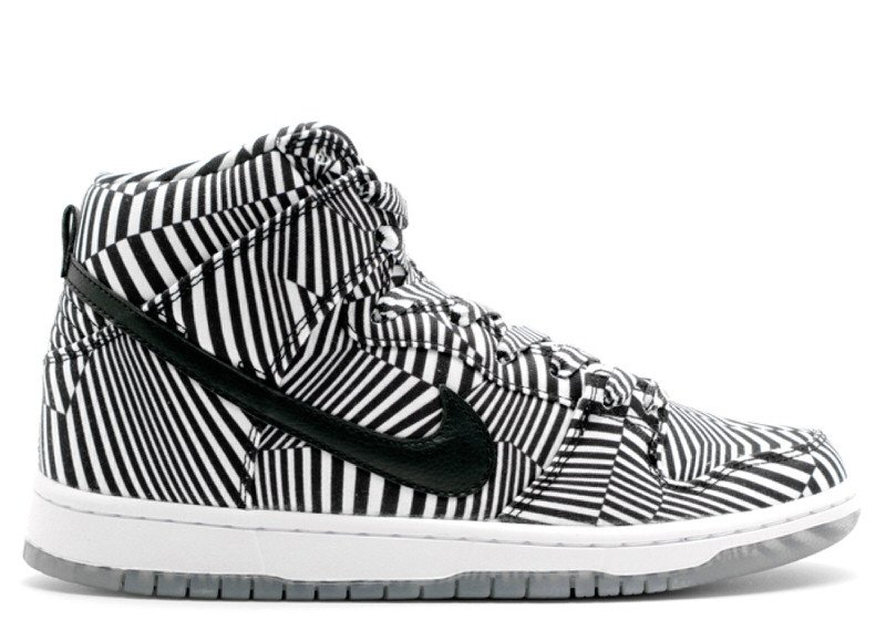 "Nike SB Dunk High ""Concept Car"""