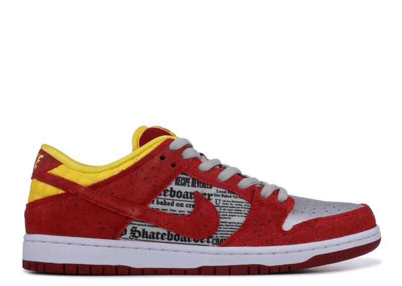 """Nike SB Dunk Low """"Crawfish"""""""