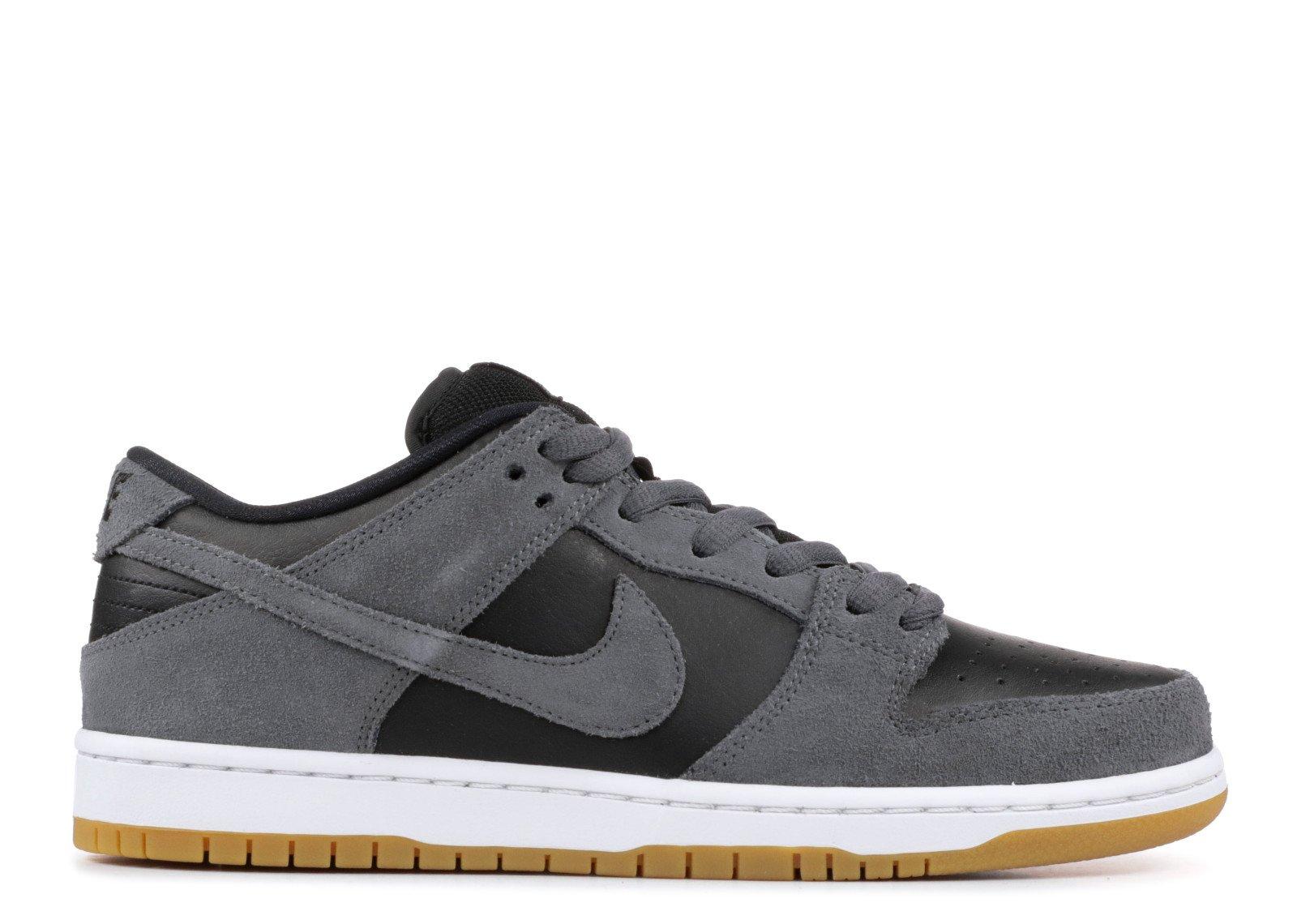 "Nike SB Dunk Low ""Dark Grey/Black"""