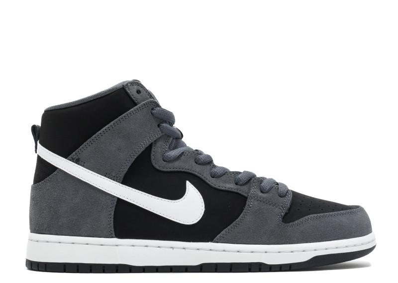 "Nike SB Dunk High ""Dark Grey"""