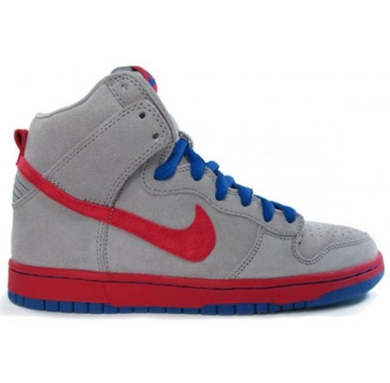"""Nike SB Dunk High """"Medium Grey"""""""