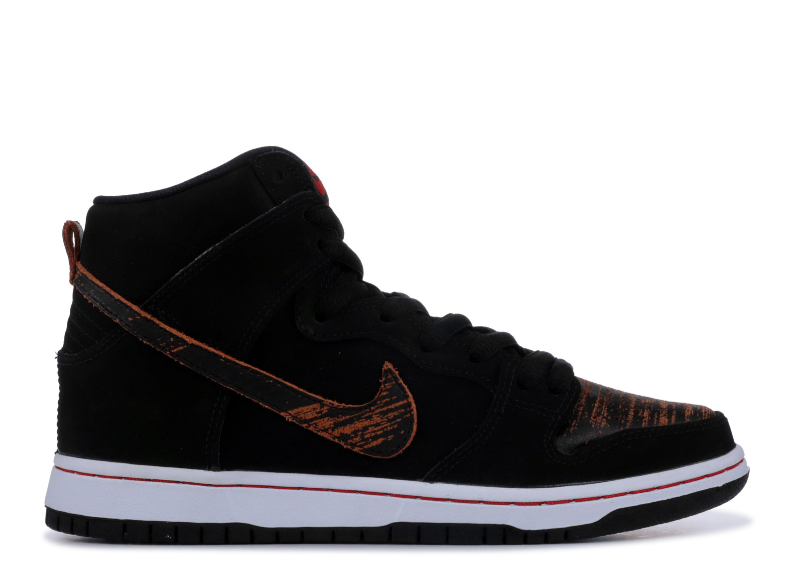 "Nike SB Dunk High ""Distressed Leather"""