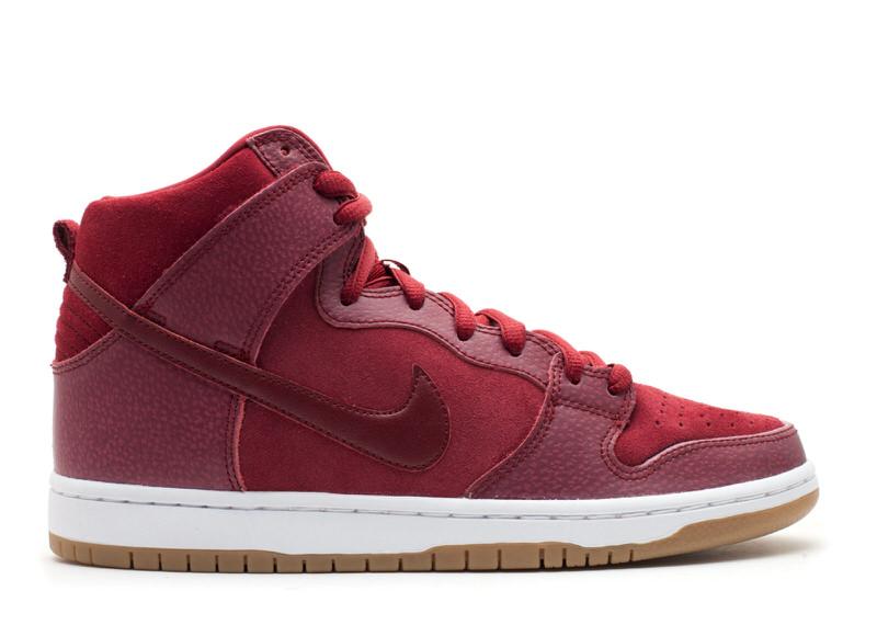 "Nike SB Dunk High ""Filbert"""