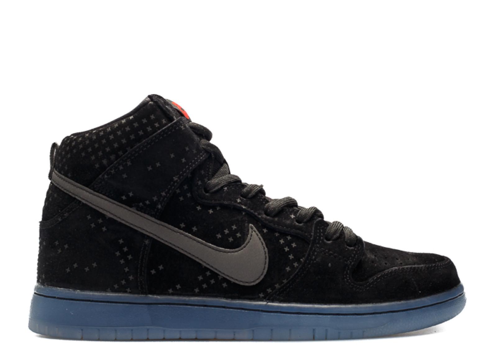 "Nike SB Dunk High ""Flash Pack"""