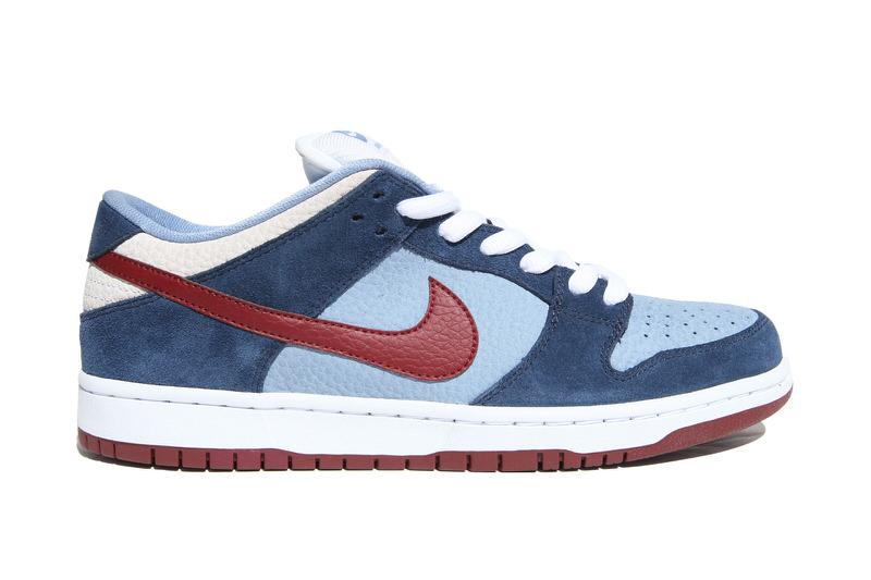 "FTC x Nike SB Dunk Low ""Finally"""