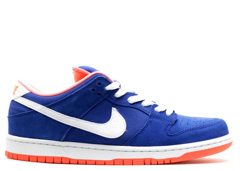 """Nike SB Dunk Low """"Game Royal/Bright Mango"""""""