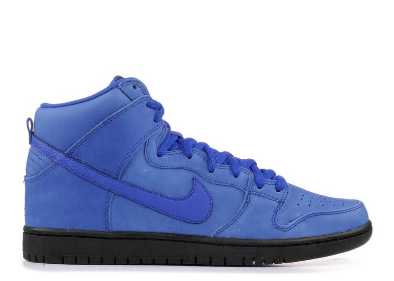 "Nike SB Dunk High ""Game Royal"""