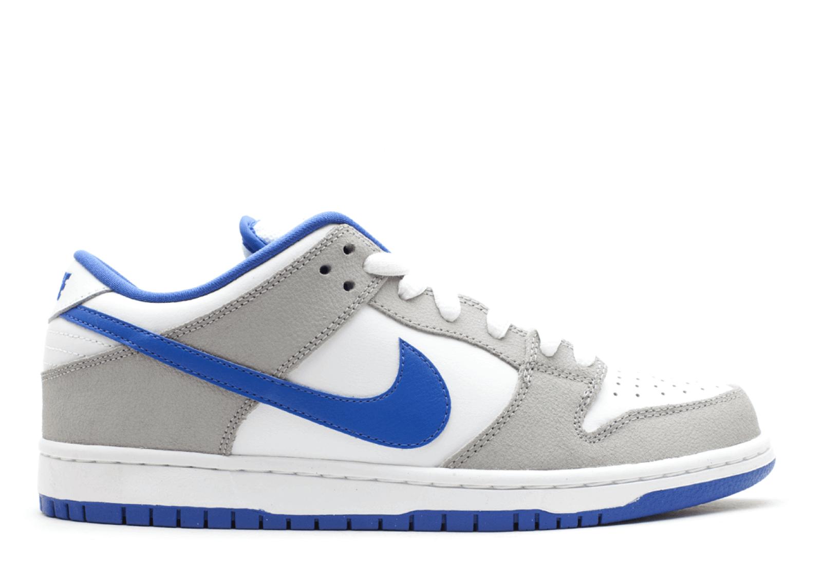 """Nike SB Dunk Low """"Grey Goose"""""""